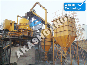 Artificial Sand Making Machines